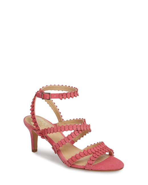 Vince Camuto - Pink Yuria Sandal (women) - Lyst
