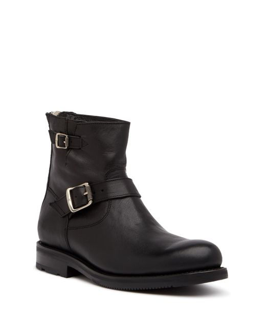 Frye - Black Brayden Engineer Boot for Men - Lyst