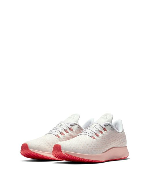 newest collection 32504 a0440 White Air Zoom Pegasus 35 Premium Running Shoe (women)