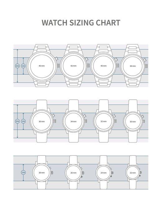 Gv2 Metallic Two-tone Avenue Of America Bracelet Watch for men