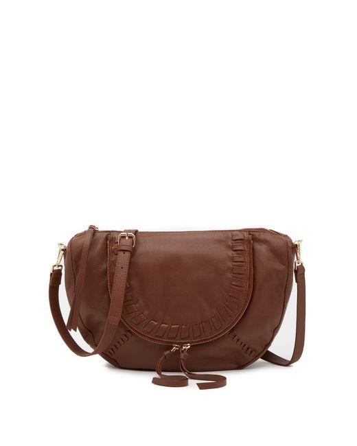 Kooba - Brown Monterey Leather Shoulder Bag - Lyst