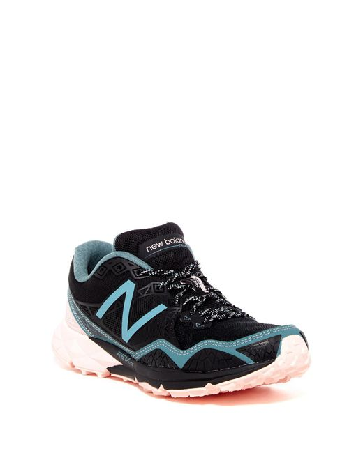 New Balance - Black 910 V3 Trail Running Sneaker - Wide Width Available - Lyst