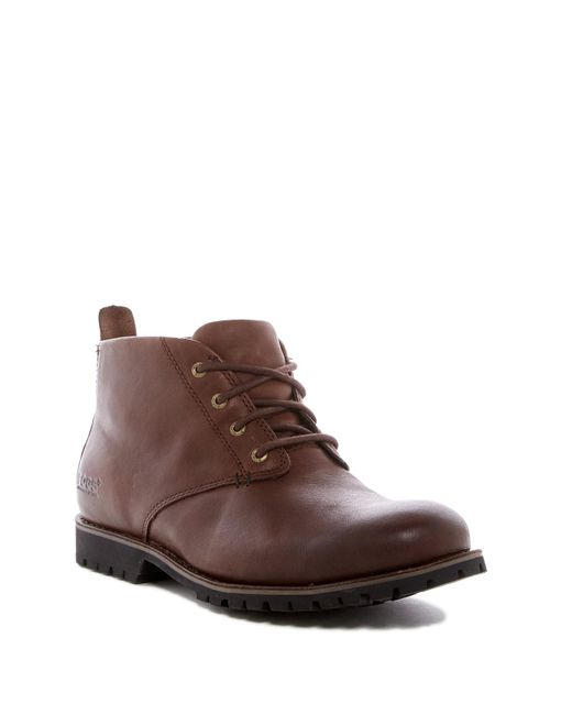Bogs   Brown Johnny Chukka Waterproof Boot for Men   Lyst
