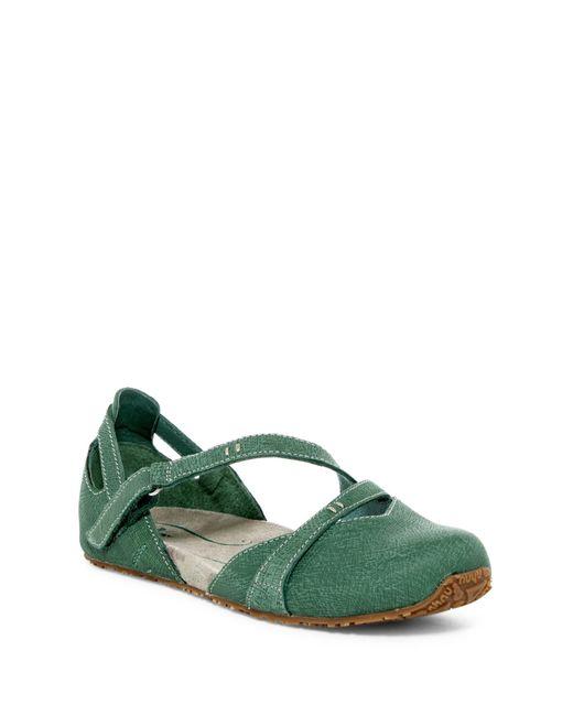 Ahnu | Green Tullia Ballet Flat | Lyst