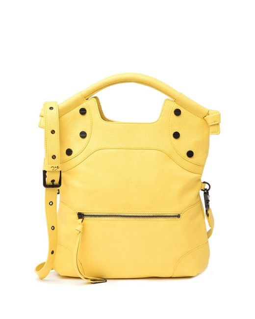 Foley + Corinna Yellow Lady Tote