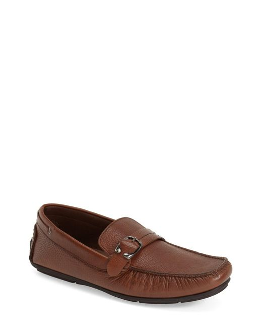 Bacco Bucci | Brown Polis Driving Shoe for Men | Lyst