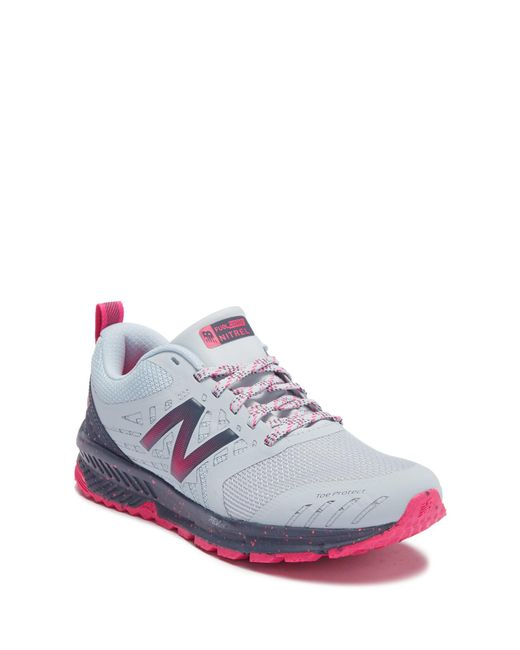 New Balance - Multicolor Nitrel V1 Fuelcore Trail Running Sneaker - Wide Width Available - Lyst