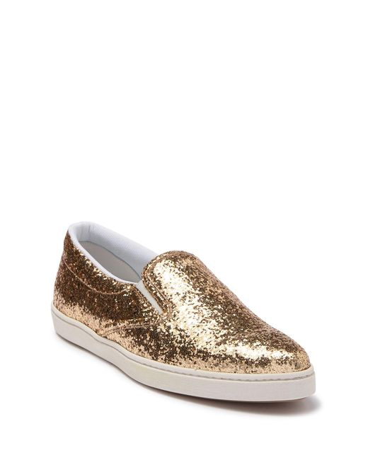 Tomas Maier Multicolor Scarpa Glitter Slip-on Sneaker