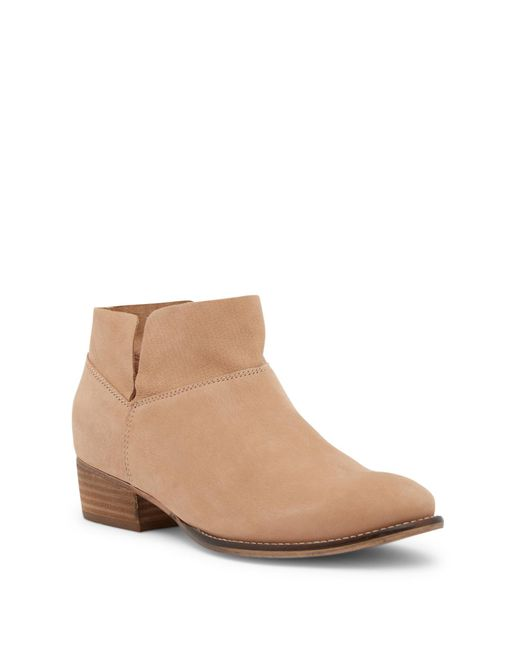 Seychelles - Pink Snare Bootie - Lyst