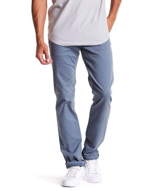 Joe's Jeans | Blue The Brixton Straight & Narrow Pants for Men | Lyst
