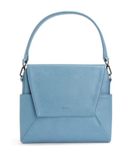 Matt & Nat - Blue Minka Vegan Leather Shoulder Bag - Lyst