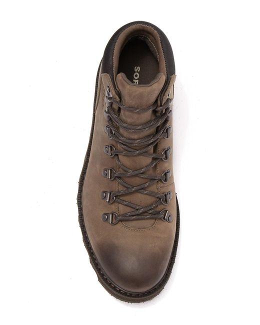 b07766bdf90 Men's Brown Madson Suede Waterproof Hiker