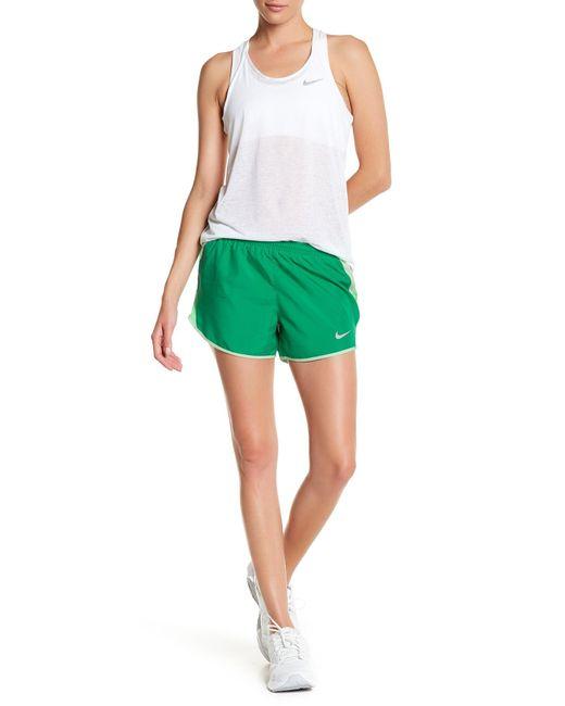 Nike   Green Dri-fit 10k Short   Lyst