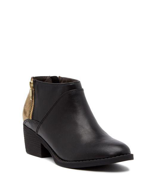 BC Footwear - Black Union Bootie - Lyst
