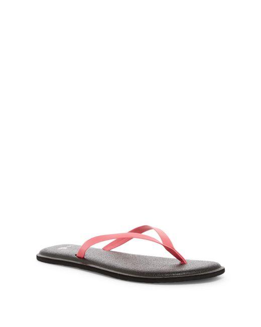 Sanuk - Multicolor Yoga Bliss Sandal - Lyst