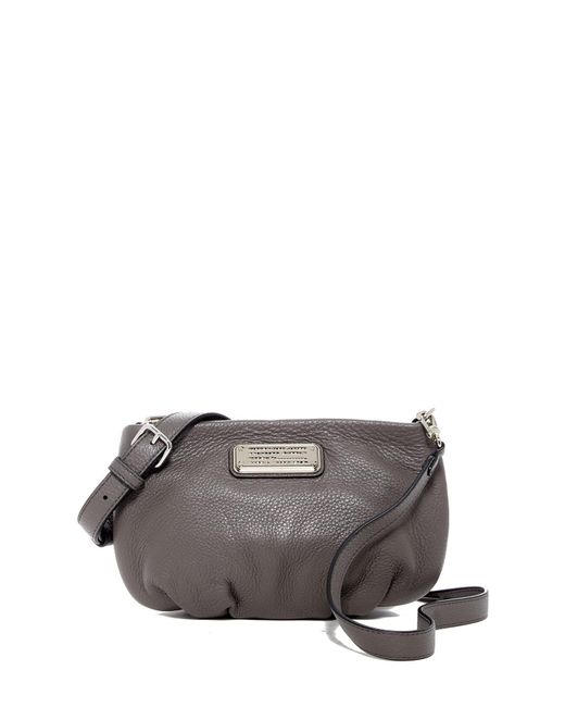 Marc By Marc Jacobs - Multicolor Percy Leather Crossbody Bag - Lyst