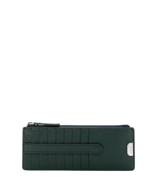 Lodis - Multicolor Borrego Leather Card Case Zip Pocket - Lyst