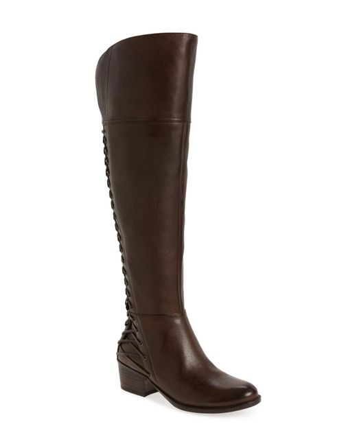 Vince Camuto - Brown Bolina Over The Knee Boot (regular Calf & Wide Calf) - Lyst