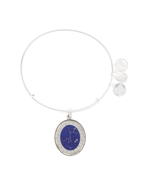 ALEX AND ANI | Metallic Aries Constellation Expandable Wire Bangle Bracelet | Lyst