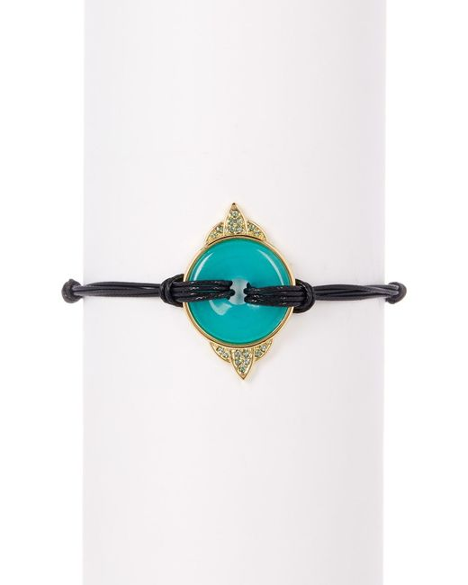 House of Harlow 1960   Multicolor Amazonite Cord Bracelet   Lyst