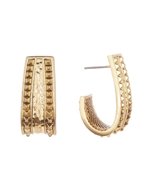 House of Harlow 1960 | Metallic Studded Cuff Earrings | Lyst