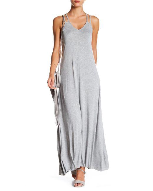 Clayton | Gray Lara Dress | Lyst