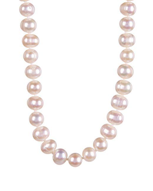 Splendid | 7-7.5mm White Freshwater Pearl Extender Necklace | Lyst