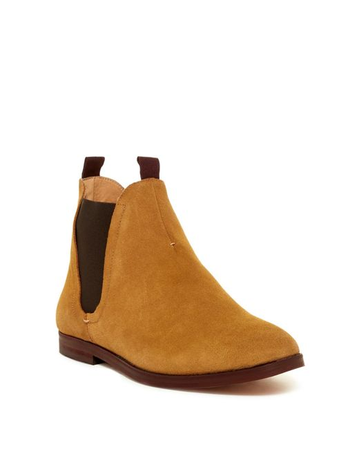 H by Hudson   Brown Tamper Chelsea Boot for Men   Lyst