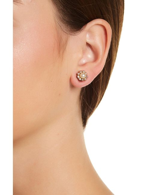 Marc Jacobs | Multicolor Cabochon Magnetic Stud Earrings | Lyst