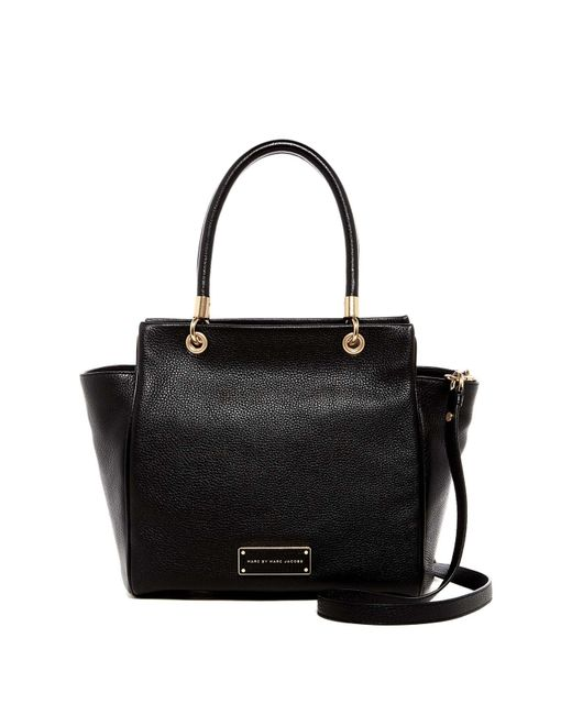 Marc By Marc Jacobs Bentley Leather Winged Double Shoulder