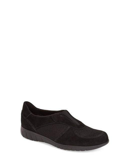 Munro | Black 'olympia' Sneaker | Lyst