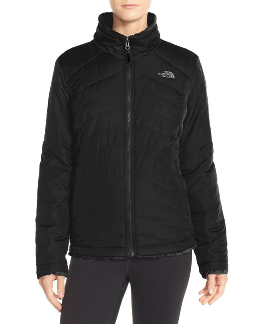 The North Face | Black Mossbud Swirl Water Resistant Jacket | Lyst