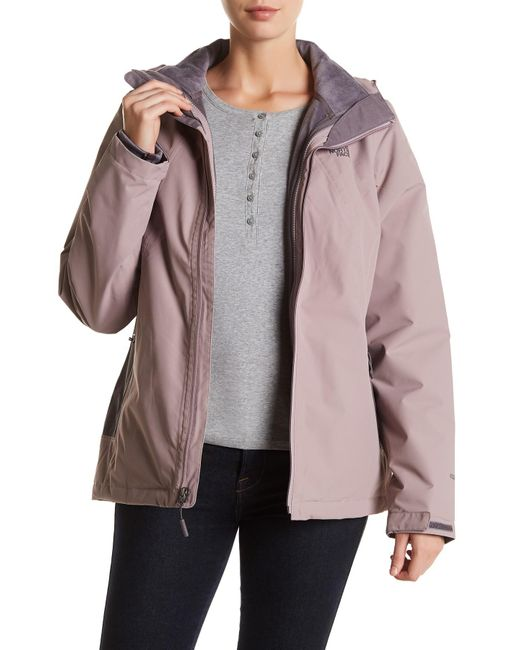 The North Face   Gray Highanddry Triclimate 2-in-1 Jacket   Lyst
