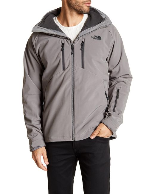 The North Face | Gray Apex Storm Thermoball Jacket for Men | Lyst