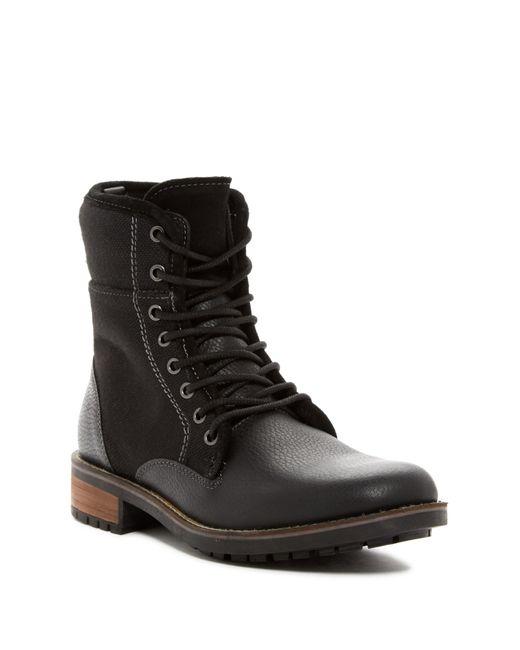Steve Madden | Black Splinter Boot for Men | Lyst