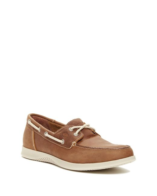 Sperry Top Sider Boat Shoes With Memory Foam Men S Shoes