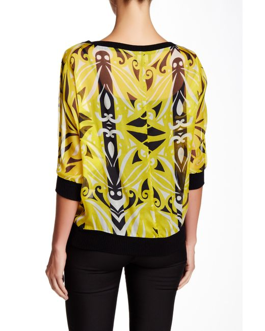 Yellow Off The Shoulder Blouse 31