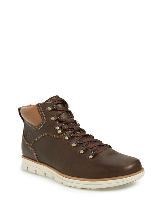 Timberland | Brown 'bradstreet' Hiking Boot (men) for Men | Lyst