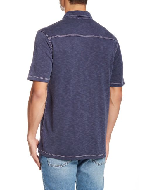 Tommy Bahama Paradiso Polo In Blue For Men Lyst
