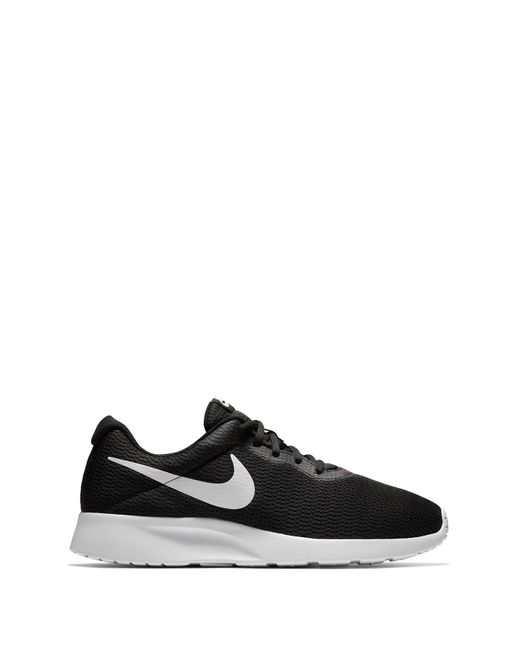 Nike Black Tanjun Sneaker for men