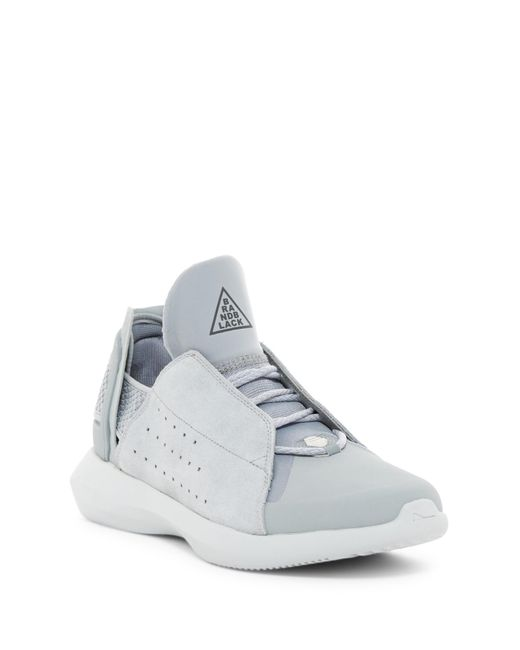 Brandblack | Blue Gambetto Sneaker for Men | Lyst