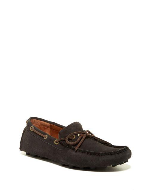 Frye | Brown Russel Tie Moccasin Loafer for Men | Lyst