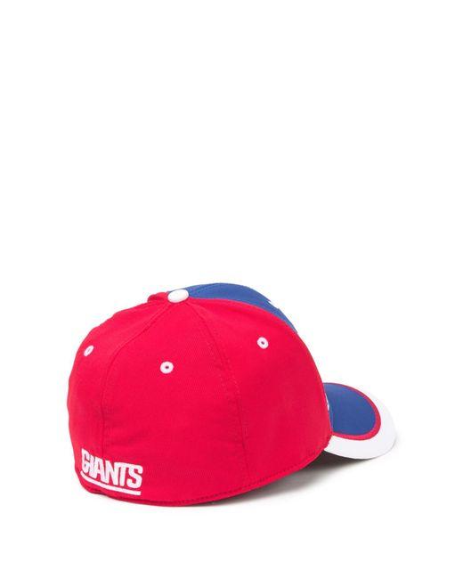 Men S Red Nfl New York Giants 47 Contender Cap