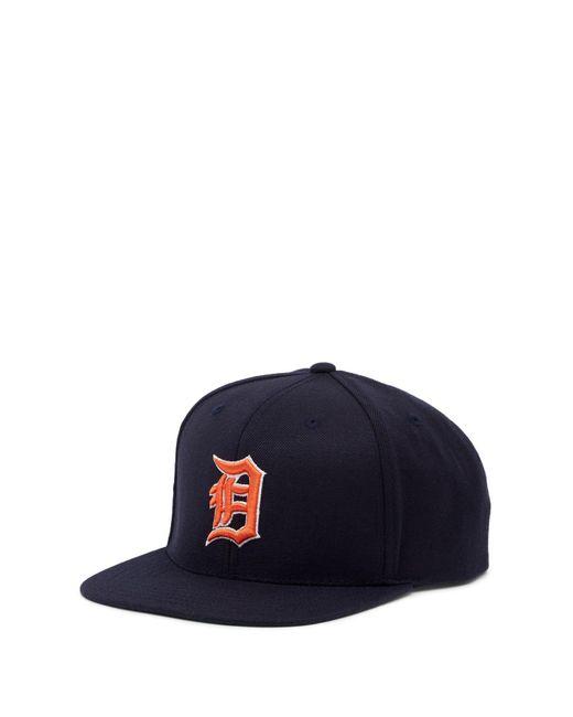 American Needle - Blue 400 Series Detroit Tigers Baseball Cap for Men - Lyst