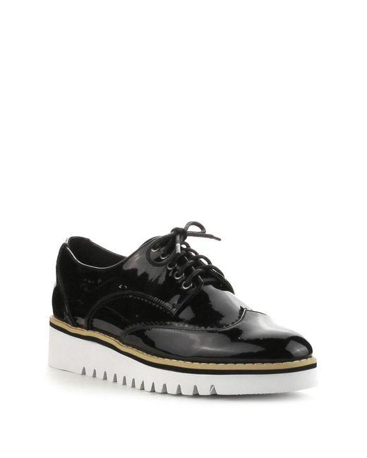 Cape Robbin   Black Wingtip Sneaker for Men   Lyst