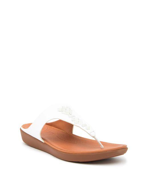 Fitflop - Brown Banda Sandal (women) - Lyst