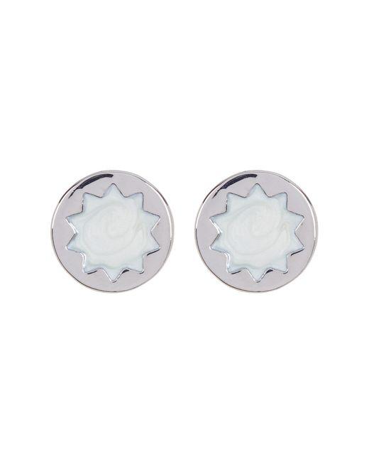 House of Harlow 1960 | Metallic Imitation Pearl Sunburst Stud Earrings | Lyst