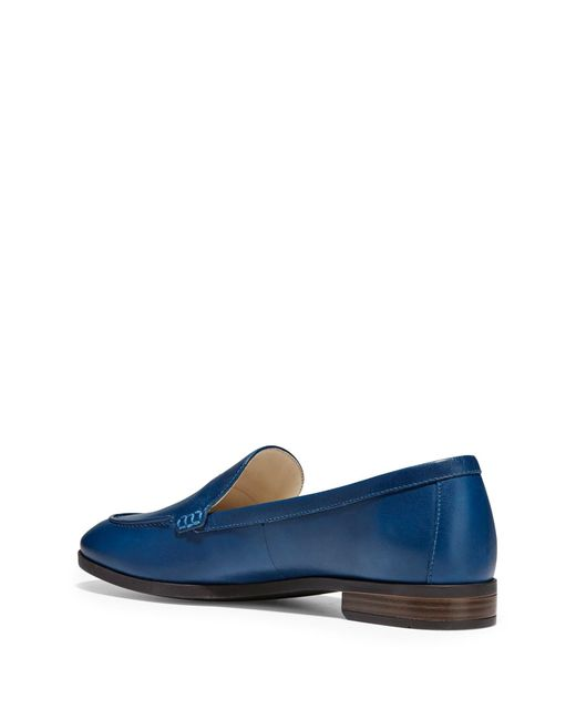 c6602577d43 Lyst - Cole Haan Pinch Lobster Loafer in Blue - Save 61%