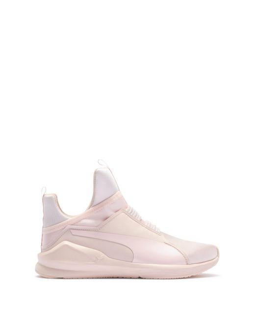 ... PUMA - White Fierce Satin Ep Training Sneaker - Lyst ... fa835a1f0