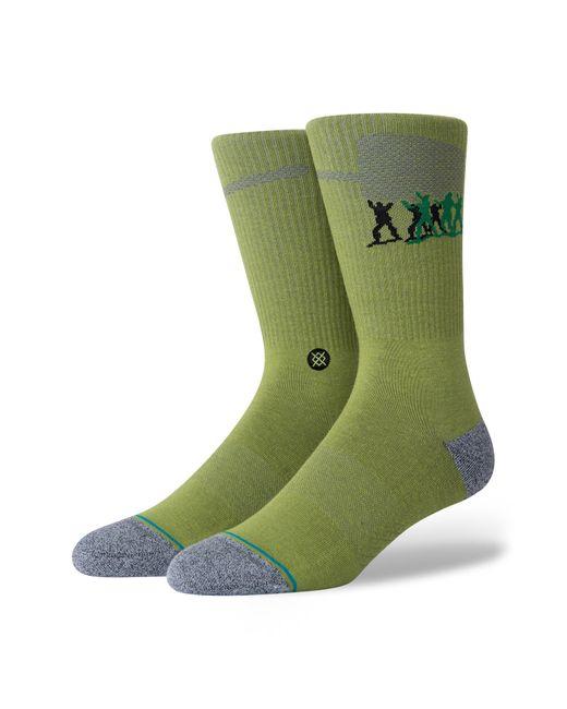 Stance Green Army Men Socks for men